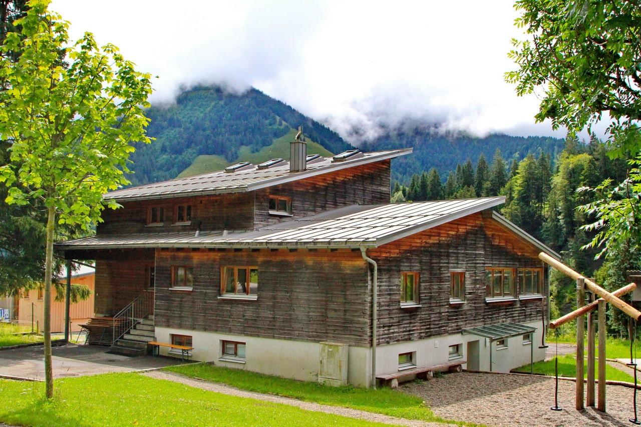 Unterkunft Sportheim SV-Ebnit in Vorarlberg